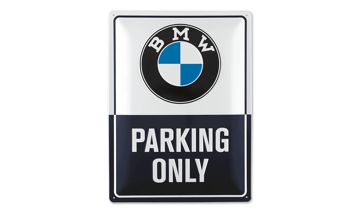 BMW Classic Blechschild.