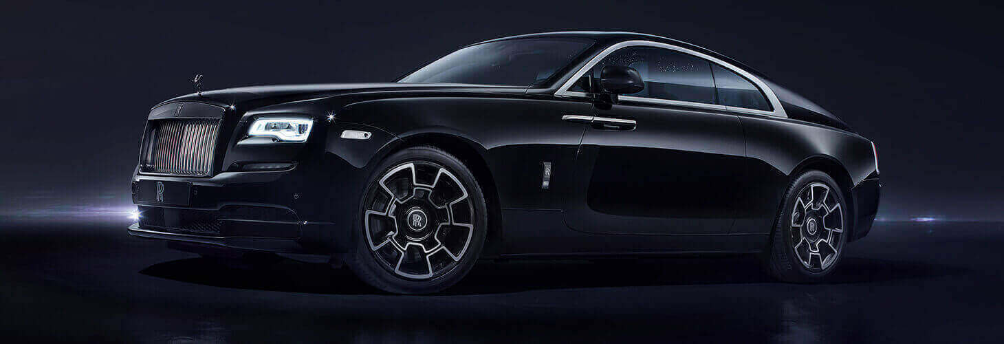 "Rolls Royce ""Black Badge"""