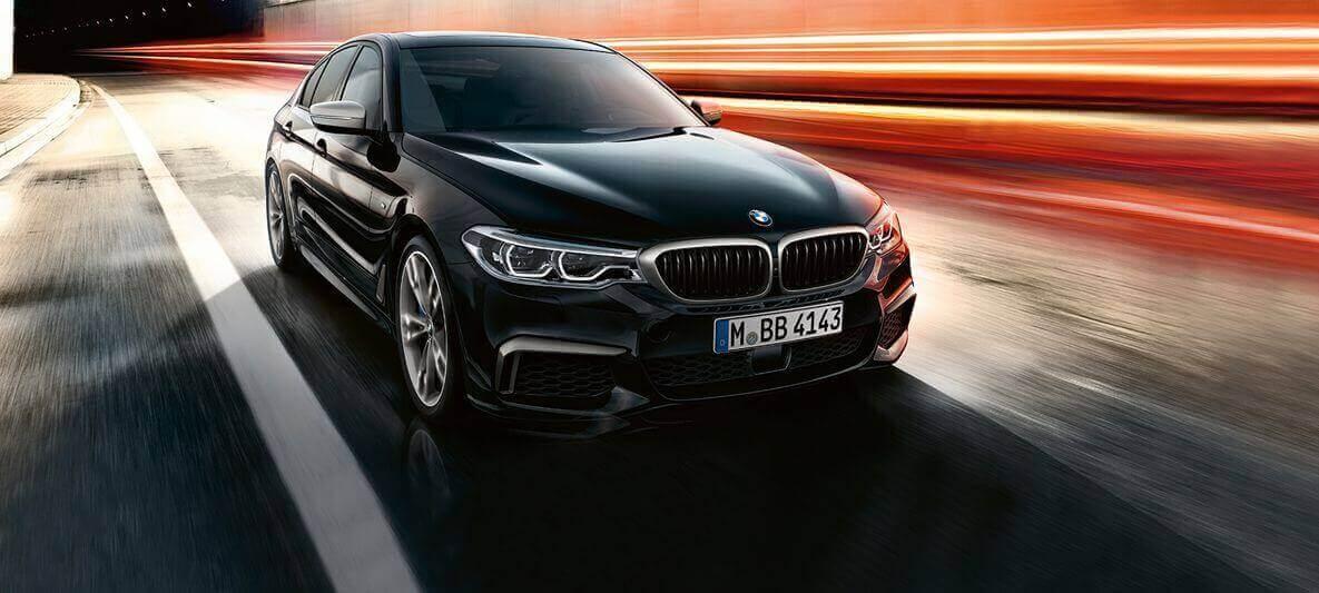 BMW 5er Limousine