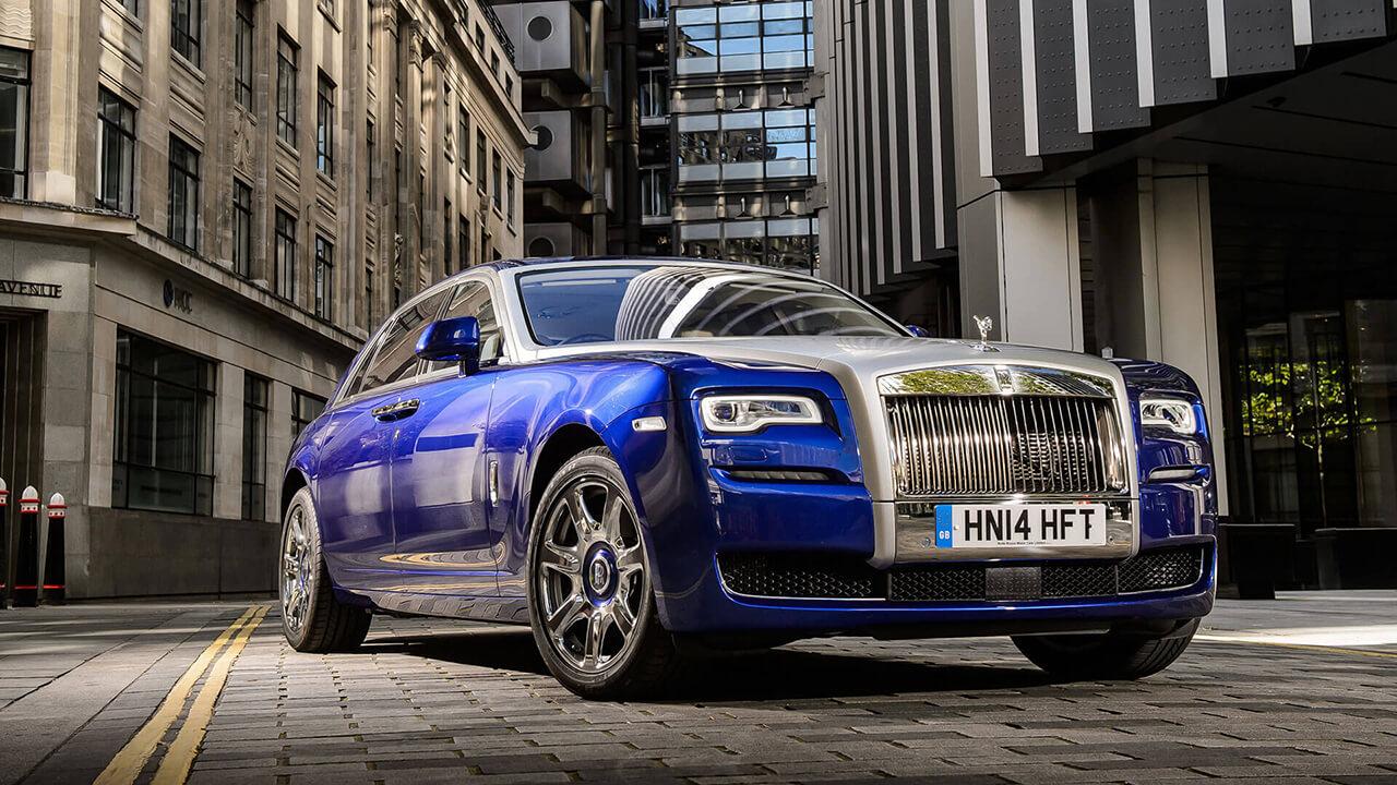 Rolls-Royce M4 Cabrio