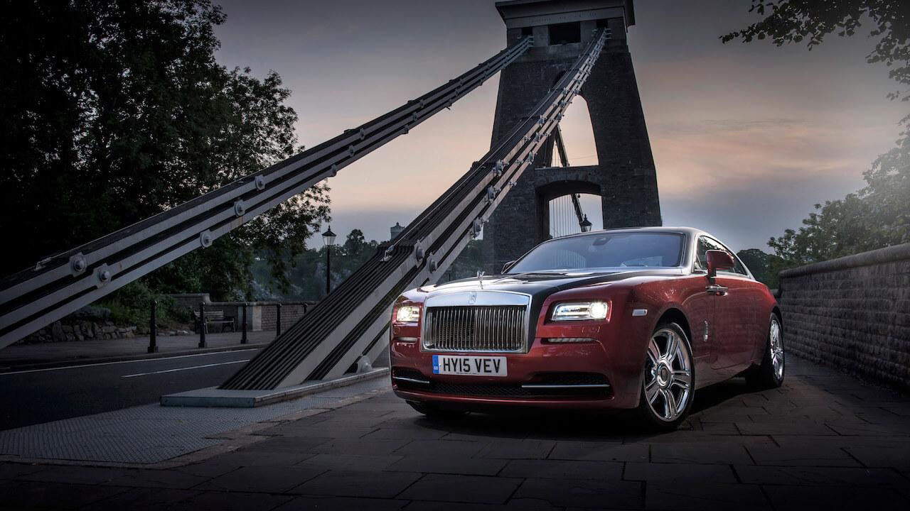 Wraith Modelle Rolls Royce