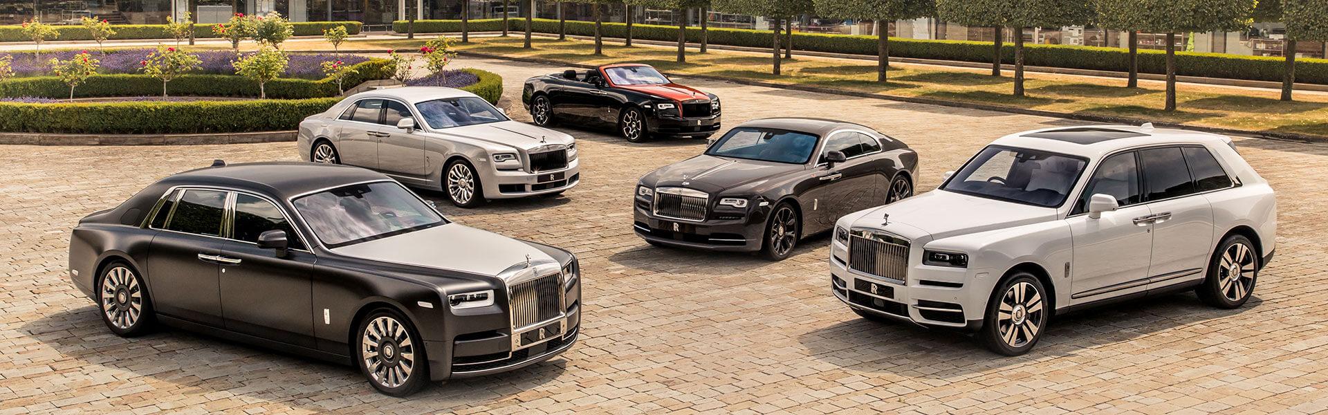 Rolls-Royce Modelle